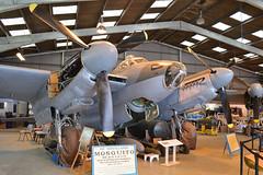 de Havilland Aircraft Museum, Salisbury Hall. 22-3-2015