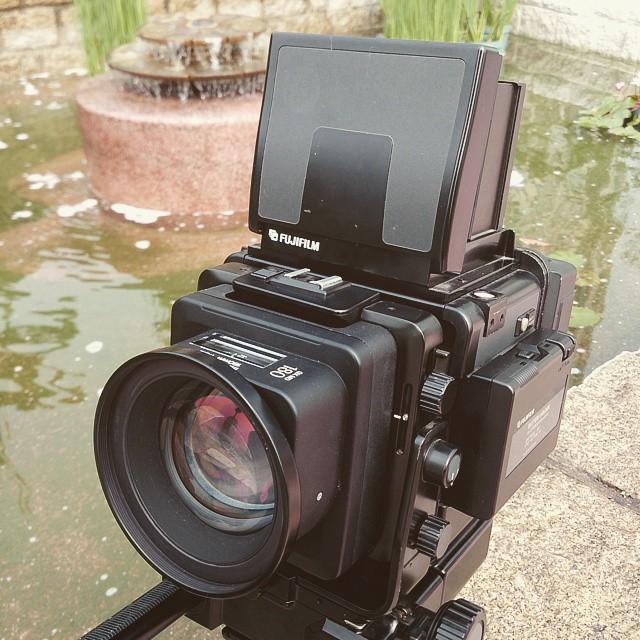 富士人像鏡王fujifilm gx680 180mm f3.2