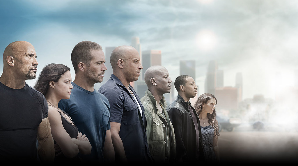 Leave Reality At The Door   Fast And Furious 7 Movie Review