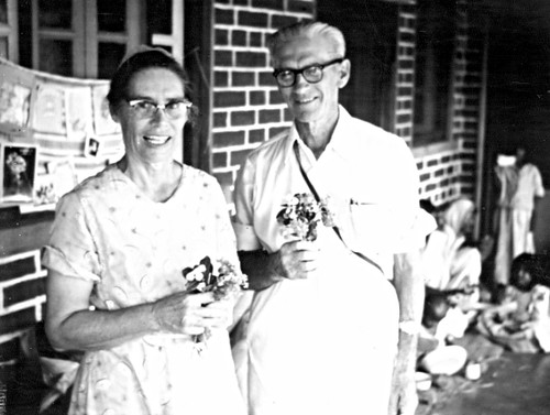 Vogt 40th Anniversary, Bathet, India, 1962