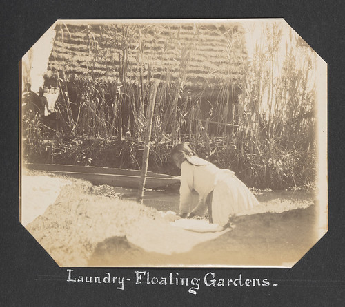 Laundry - Floating Gardens.