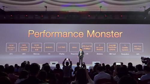 จุดเด่นสุดๆ ของ ASUS Zenfone 2 คือเป็น Performance Monster