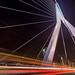 Erasmus bridge by Vincent Fn
