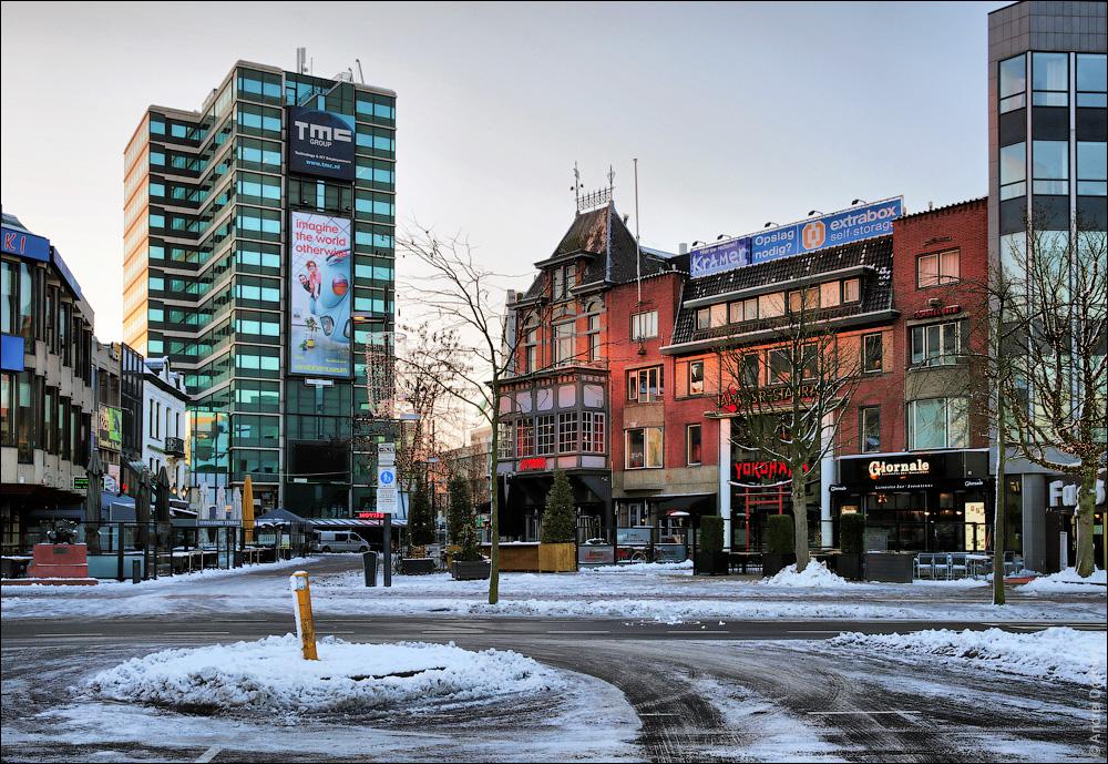 Эйндховен, Голландия