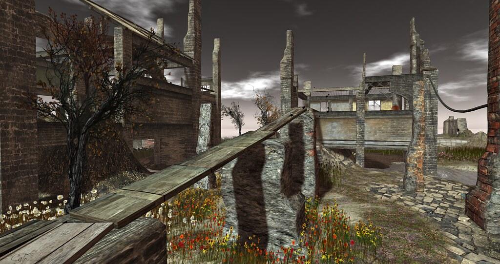 Ruins - II