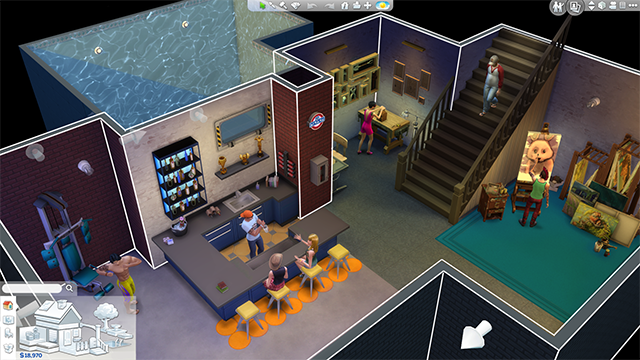 Decorazioni Natalizie The Sims 4.The Sims 4 Community Italiana Di The Sims 4
