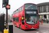 Tower Transit Volvo B5LH VH 38101 (BF15 KFV), Walthamstow Central 17/03/2015