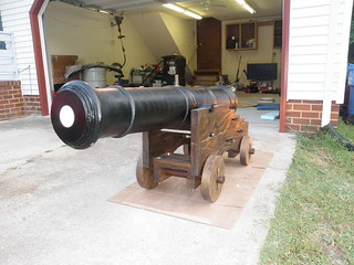 Building a carbide pirate cannon | Carolina Shooters Club