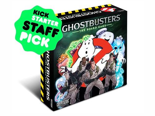 001 Ghostbuster Kikcstarter