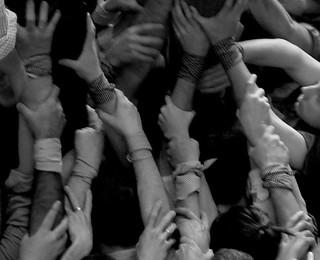 hands together….(II)