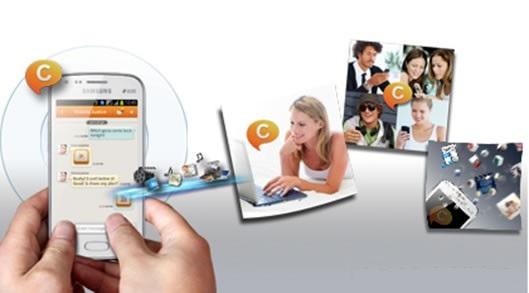Chatting mọi lúc cùng Samsung Galaxy Ace Duos