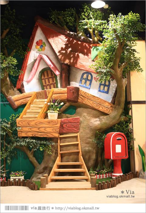【熊大庄】嘉義民雄熊大庄森林主題園區~新觀光工廠報到!小熊的童話森林真實版27