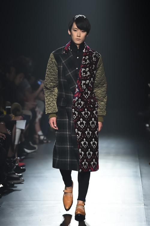 FW15 Tokyo DRESSCAMP023(Fashion Press)