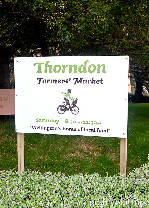 Thorndon Farmers' Market, Wellington