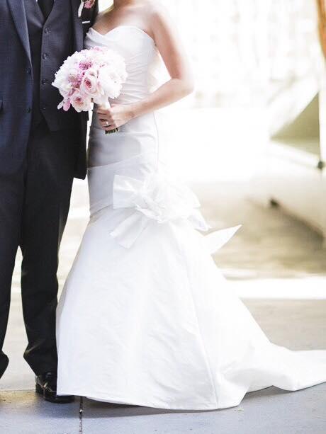 Janet - amsale wedding gown