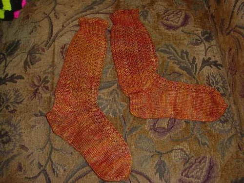 copper penny socks