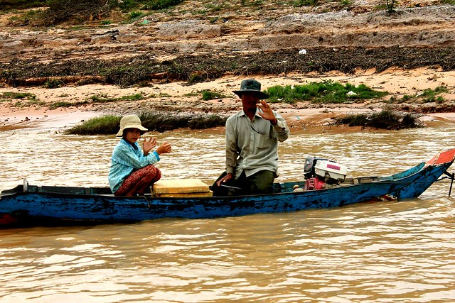 Lago Tonle Sap