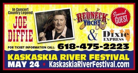 Kaskaskia River Festival 5-24-15