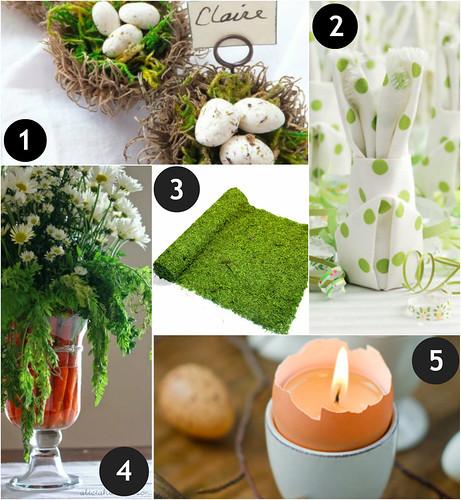 Mrs. Fields Easter Table Ideas
