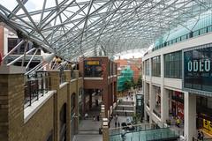 Victoria Square Shopping Centre In Belfast REF-102897