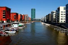 Frankfurt waters