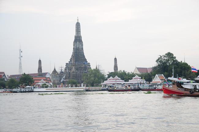 2014 曼谷的景點-黎明寺(鄭王寺)