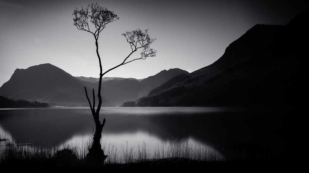 Buttermere lake district uk