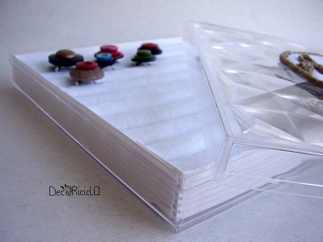 anelli bottoni + scatola espositore 3