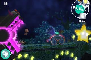 LittleBigPlanet Run Sackboy! Run! Available now for PlayStation Vita