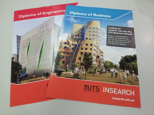 UTS Insearch brochrues 2015