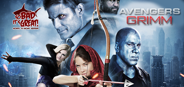 Chiến Binh Cổ Đại -Avengers Grimm 2015
