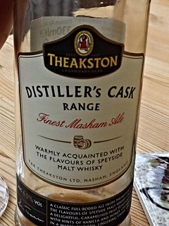 Theakston, Distiller's Cask, England