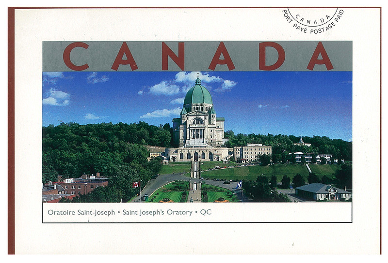 Canada - Montreal - Saint Joseph's Oratory
