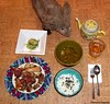 Seara (sea rabbit). Photo by Dr. Takeshi Yamada. 20120220 005 Pork and Vegetables. SR. Chicken Soup. PC. Chinese Rishi WhiteT
