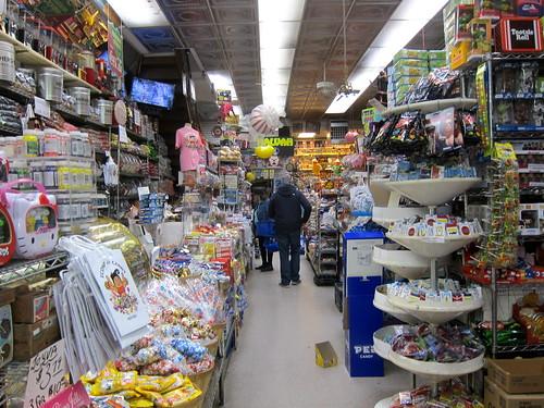 Inside Economy Candy