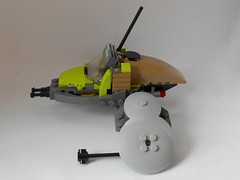 TW-01 Pangolin - side view