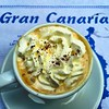 I will gladly have another #Cappuccino when I get back on land at #GranCania, #CanaryIslands #coffee #Spain #island #cream #coffeeporn #laspalmas