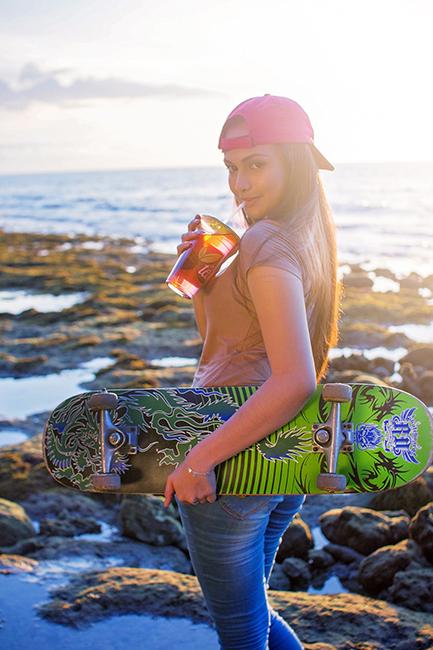 Infinitea Summer by Aubrey Llamas