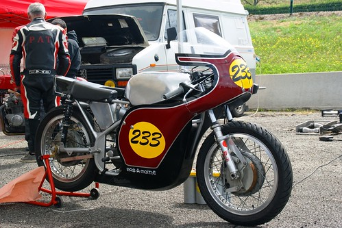 Seeley-Matchless G50... beau, tout simplement !