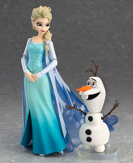 Let It Go!Let It Go!figma【冰雪奇緣:愛莎】Elsa アナと雪の女王