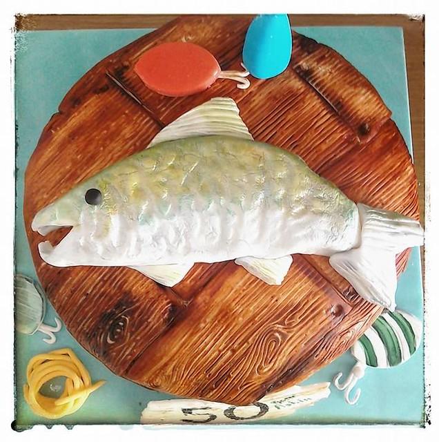 Fish Cake by Moe Moe
