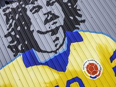 Carlos Alberto Valderrama Palacio Wall Art