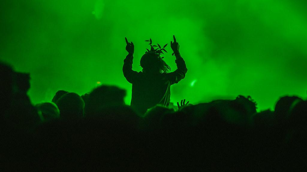 Jamie XX - Øyafestivalen 2016