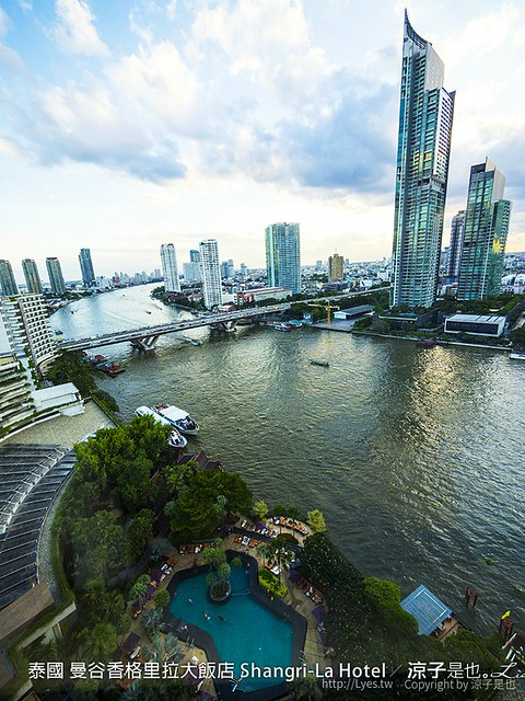 泰國 曼谷香格里拉大飯店 Shangri-La Hotel 39