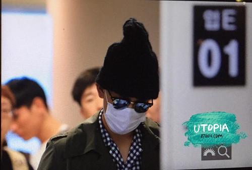 Big Bang - Incheon Airport - 26jul2015 - Utopia - 06