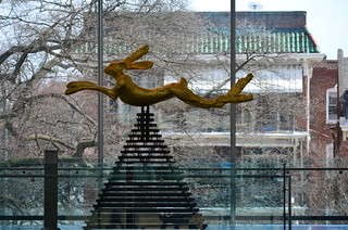Barry Flanagan - Leaping Hare
