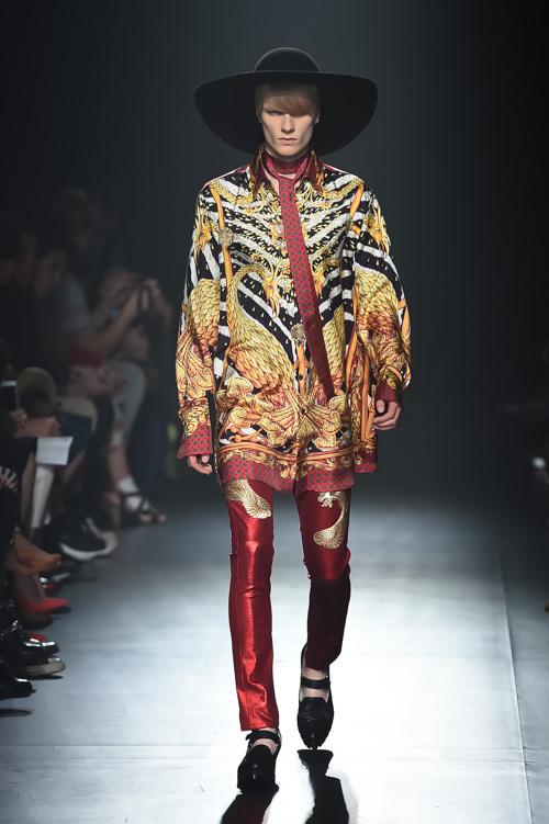FW15 Tokyo DRESSCAMP017_Knut Roertveit(Fashion Press)