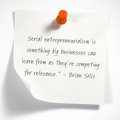 Competing for relevance by Brian Solis