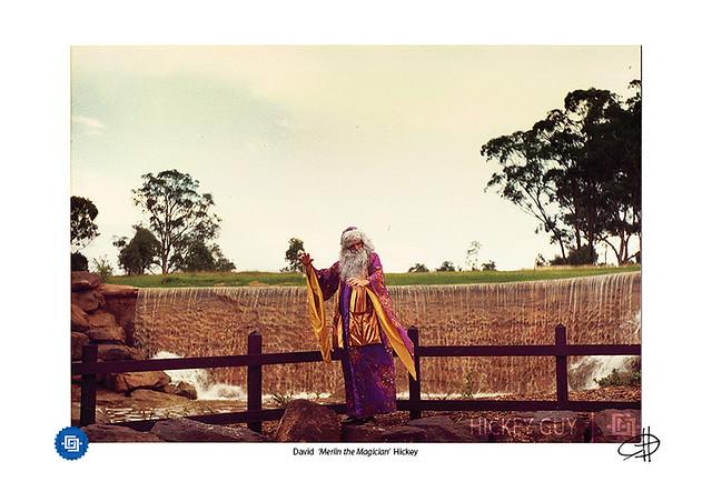 Wonderland - Merlin the Magician #13