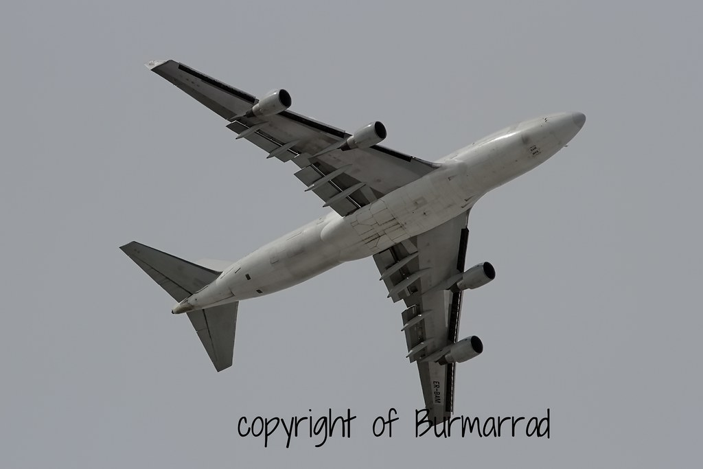 ER-BAM - B744 - Not Available